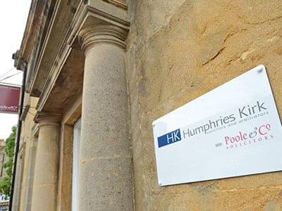 Humphries Kirk Solicitors in Dorset, Somerset, Crewkerne Office
