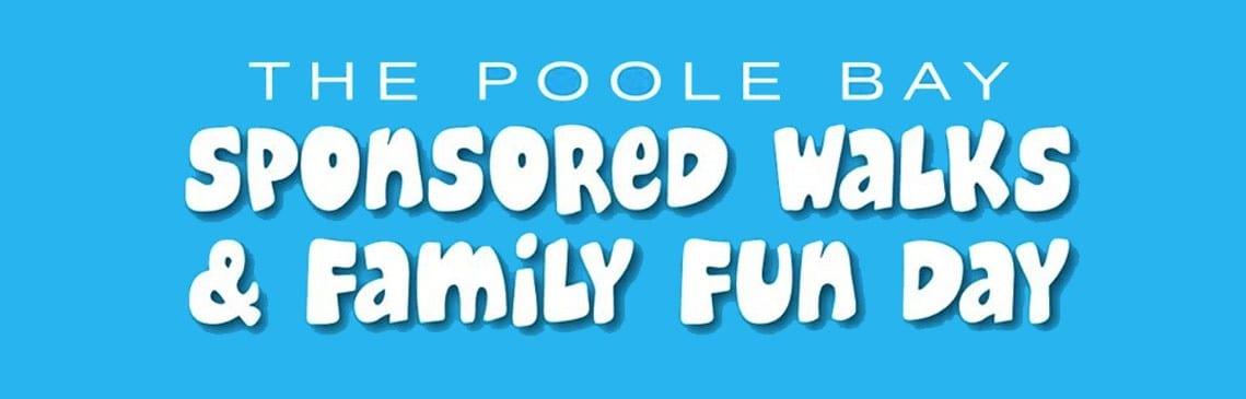 Poole sponsored walk