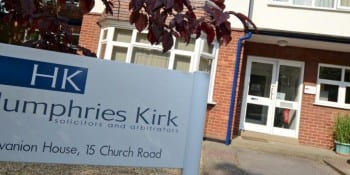 Humphries Kirk solicitors Parkstone – Parkstone office of HK solicitors, Dorset
