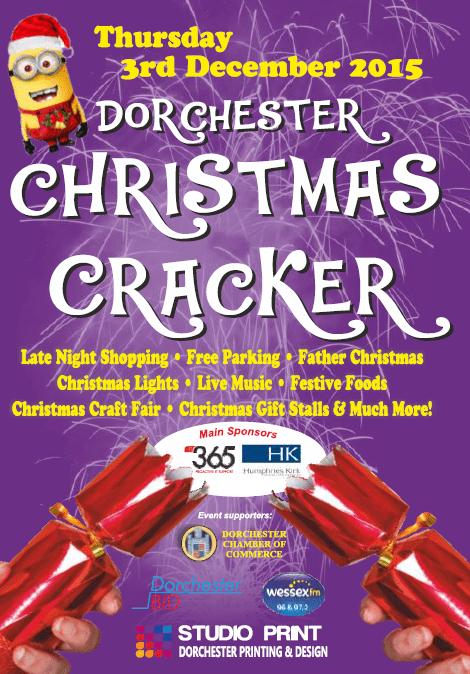 Dorchester Christmas Cracker