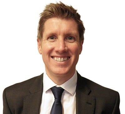 Geoffrey Billington, Associate Solicitor, Private Client Dept