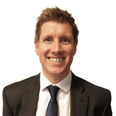 Geoffrey Billington, Associate Solicitor, Private Client Dept
