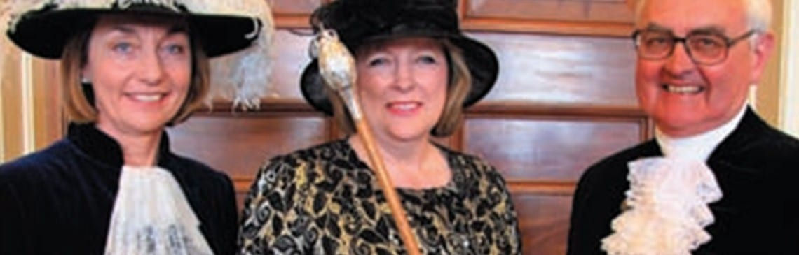 High Sheriff of Dorset Ceremony