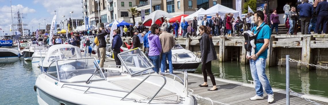 Poole Boat Show