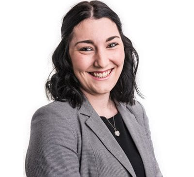 Abigail Doggrell, solicitor in Crewkerne
