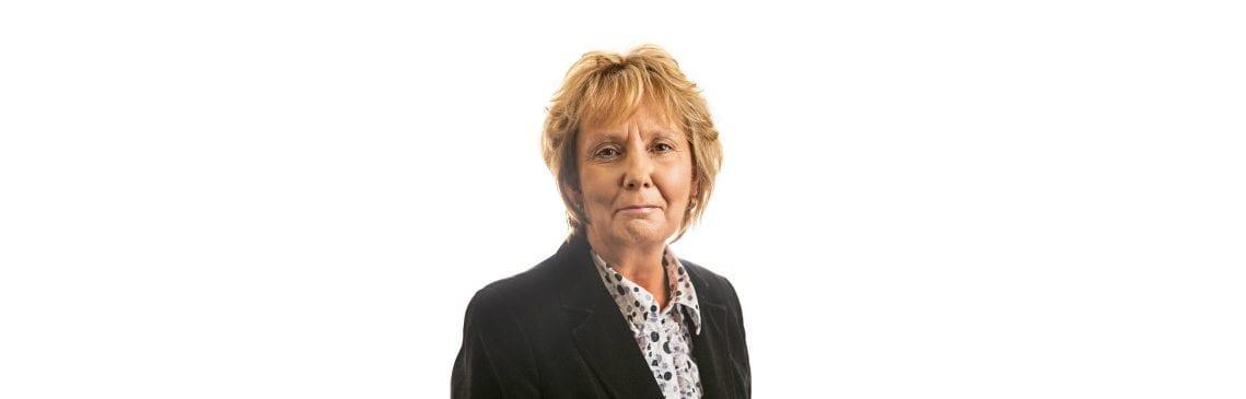 Meet Faye Johnson