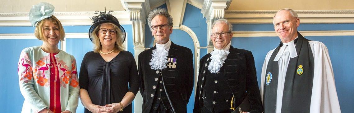 High Sheriff of Dorset