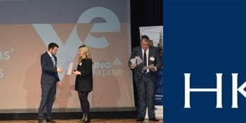 Humphries Kirk invests in Young Enterprise groups at Dragons' Den event
