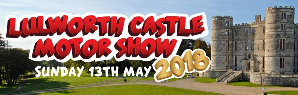 Lulworth Castle Motor Show