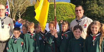 Humphries Kirk solicitor appointed as Cub Scout Leader