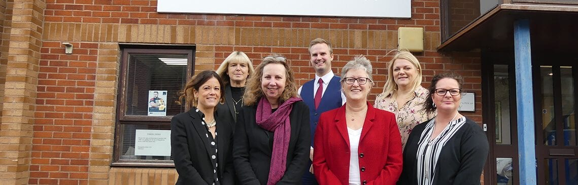 Leading law firm expands family department in Poole branch (1)