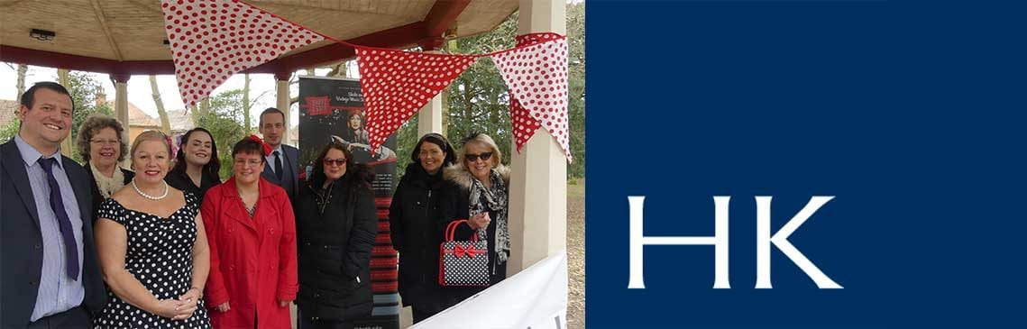 Leading Dorset and Somerset law firm Humphries Kirk is sponsoring the bandstand at the Shake and Stir Vintage Festival