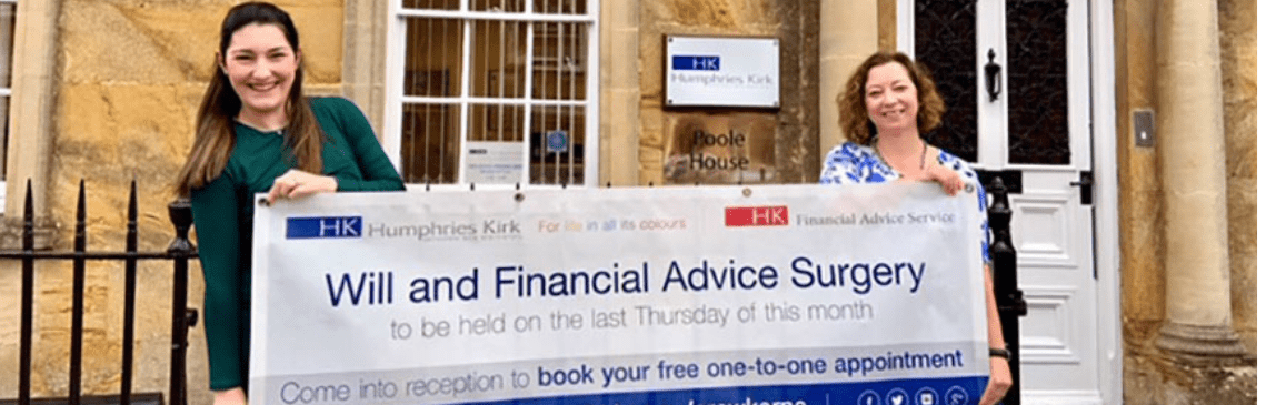 Abigail Doggrell and Sue Nicolson | Free legal and financial advice