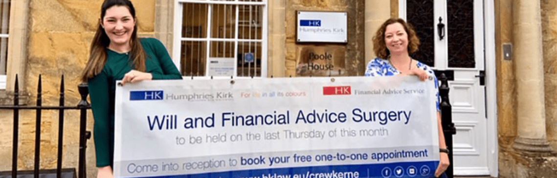 Wills and Advice Surgery | Free Will Advice Sessions