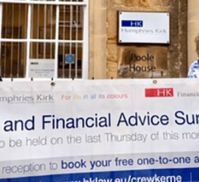 Wills and Advice Surgery   Free Will Advice Sessions