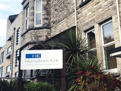 Humphries Kirk Solicitors in Dorset, Somerset, Swanage Office