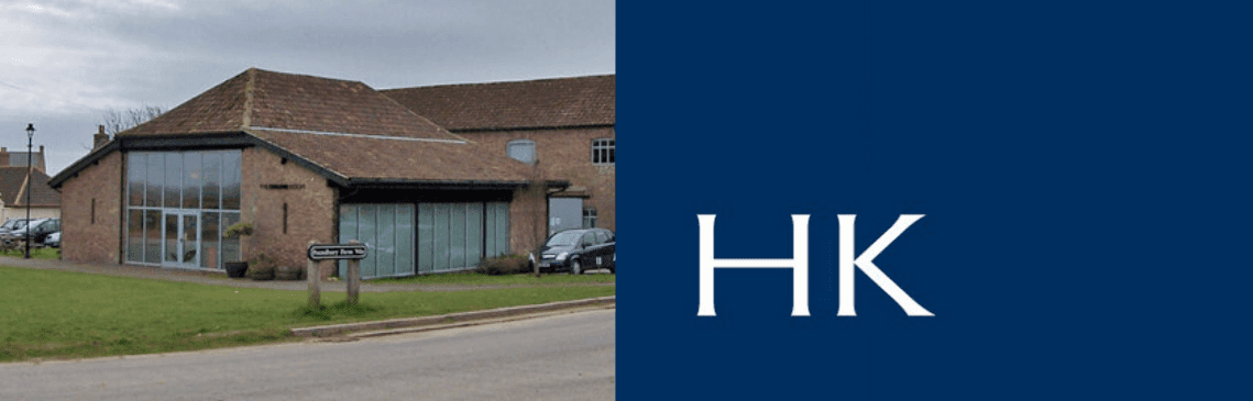 Leading law firm prepares for business networking breakfast in Poundbury