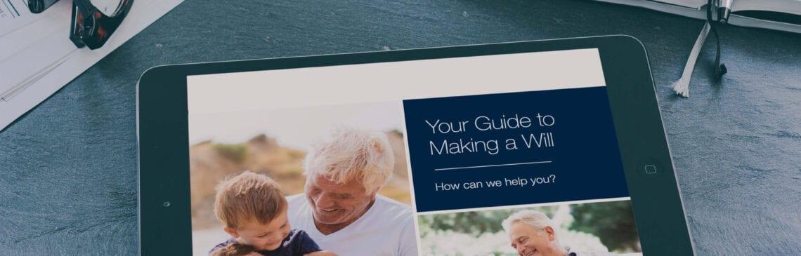 Hk brochure on Ipad