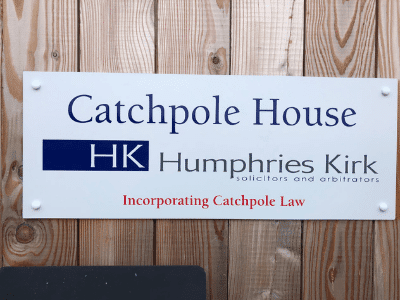 Humphries Kirk Solicitors Wiltshire Office
